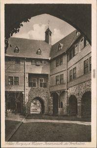 Ansichtskarte Burg an der Wupper-Solingen Schloss - Grabentor 1920