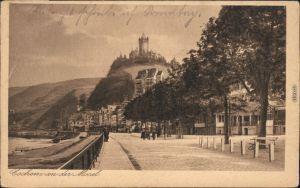 Ansichtskarte Cochem Kochem Reichsburg Cochem 1927