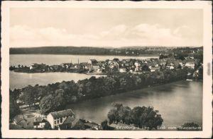 Ansichtskarte Ratzeburg vom Wasserturm 1932