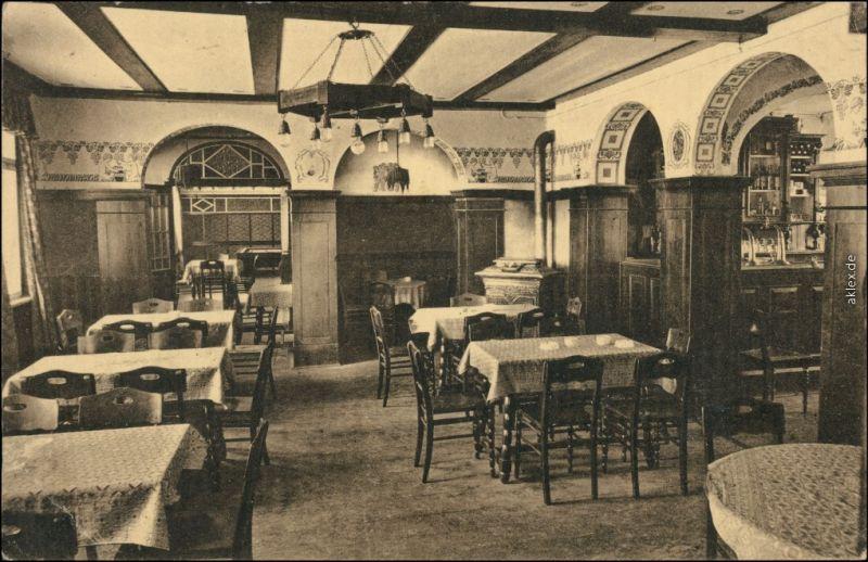 Bad Polzin Połczyn Zdrój Restaurant zur Lohmühle Świdwin  Schivelbein 1917