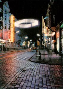 Poznan - Posen-Skierniewice Ulica Czerwonej Armii/Straße der Roten Armee 1975