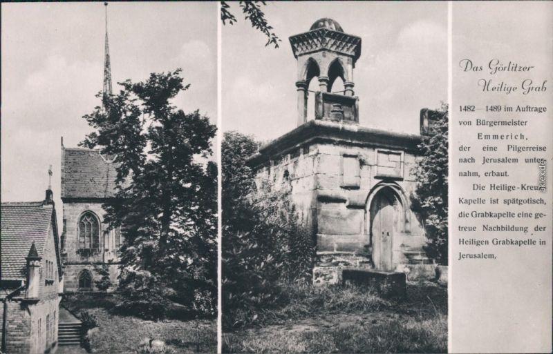Görlitz Zgorzelec 2 Bild - das heilige Grab - Heilige Grab Straße 79 1962