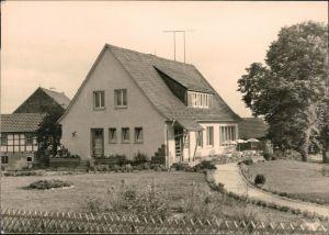 Ansichtskarte Eßbach Konsum-Landgaststätte 1963