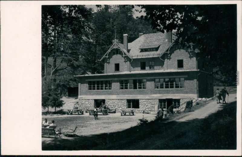 Miskolc Miskolc (Miškovec/Miszkolc)   Touristenhaus 5 1934