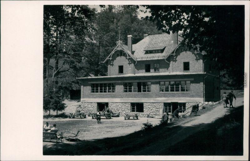 Miskolc Miskolc (Miškovec/Miszkolc) Bánkúti  Touristenhaus 1934