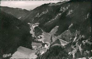 Hirschsprung-Breitnau Höllental Schwarzwald - mit Ravenna-Viadukt 1955