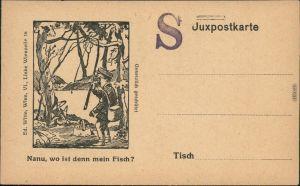 Ansichtskarte  Scherzkarte