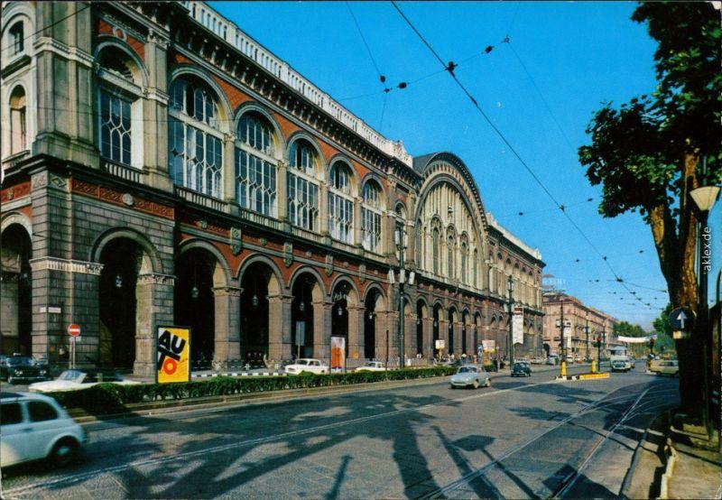 Ak torino giardini pubblici e stazione di porta nuova - Turin porta nuova ...