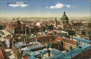 Ansichtskarte Berlin Blick über die Stadt 3 1915