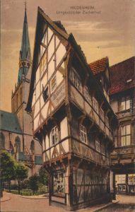 Hildesheim Fachwerkhaus Buchbinderei