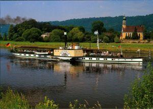 Dresden Sächsische Dampfschifffahrt (Weiße Flotte) -   2000
