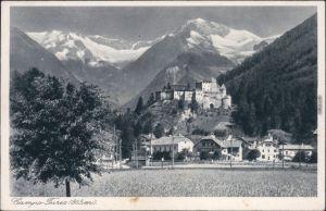 Ansichtskarte Sand in Taufers Campo Tures) Blick auf die Stadt 1932