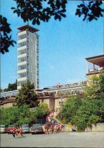 Köpenick Berlin Müggelturm Ansichtskarte g1984
