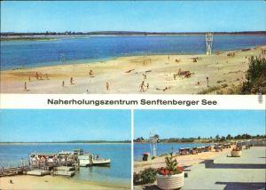 Großkoschen-Senftenberg See Fahrgastschiff Niederlausitz Beobachtungsturm g1980