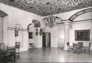 Ansichtskarte Güstrow Schloss 1980