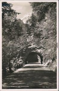 Berchtesgaden Hochkalter (Berg, Berchtesgaden) - Ramsauerfelsentor 1934
