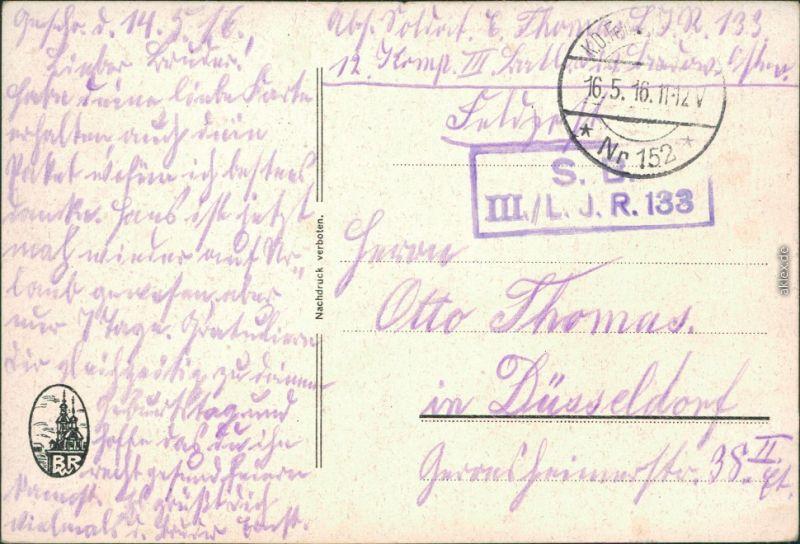 Ansichtskarte Polen (Allgemein) Bauerngehöfte - Königreich Polen 1916  1