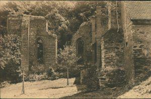 Nossen Klosterruine Altzella - Ruine der Kapelle der heiligen drei Könige 1932