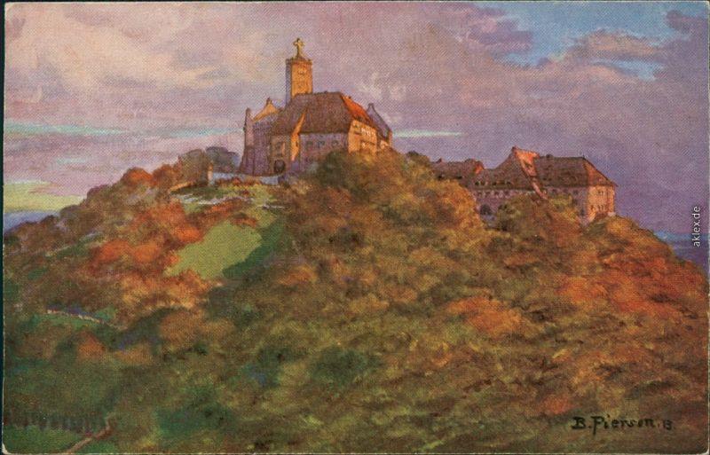 Eisenach Künstlerkarte: Gemälde