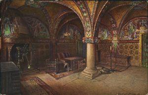 Ansichtskarte Eisenach Wartburg - Kemenate der h. Elisatbeth 1914