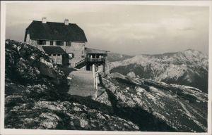 Ansichtskarte Altenberg an der Rax Schneealpe Schutzhaus 1930