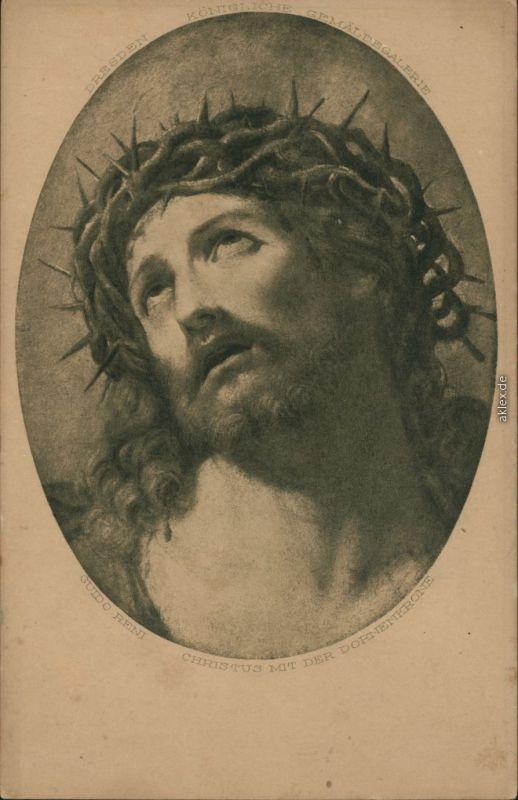 Künstlerkarte: Gemälde v. Guido Reni