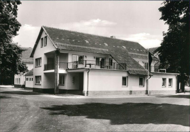 Uebigau Wahrenbrück Kinderferienlager VEB Industrie Isolierungen Leipzig 1986