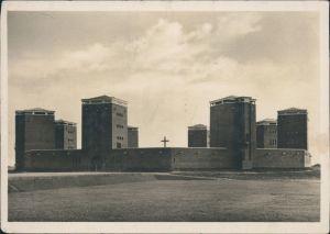 Ansichtskarte Tannenberg Stębark National Denkmal 1937