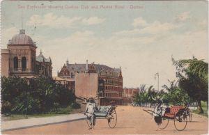 Durban Bay Esplanade - Durban Club and Marine Hotel