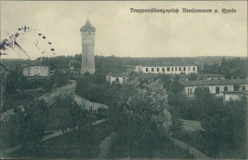 Neuhammer am Queis Świętoszów Truppenübungsplatz 1915