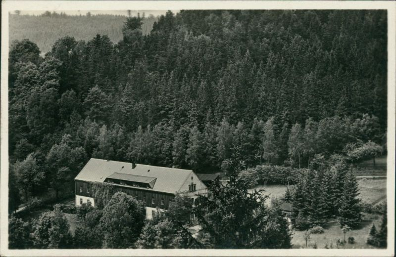 Hellendorf-Bad Gottleuba-Berggießhübel Hammergut Kleppisch 1935