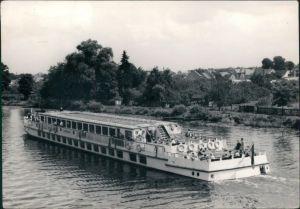 Ansichtskarte Potsdam Fahrgastschiff MS