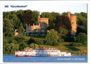 Babelsberg-Potsdam Weiße Flotte Potsdam MS