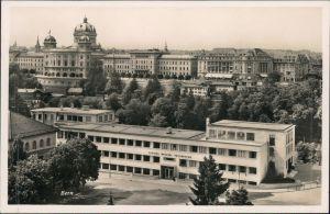 Ansichtskarte Bern Stadt, Postmuseum 1931