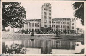 Postcard Rio de Janeiro Ministerio da Guerra/Kriegsministerium 1940