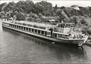 Prieros-Heidesee Dahmelandschaft, Fahrgastschiff MS