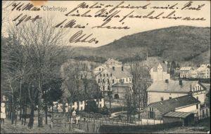 Ansichtskarte Oberbrügge-Halver Stadtpartie 1913