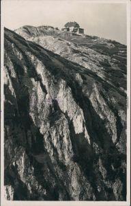 Altenberg an der Rax Schneealpe Schutzhaus / Schneealpenhaus 1937