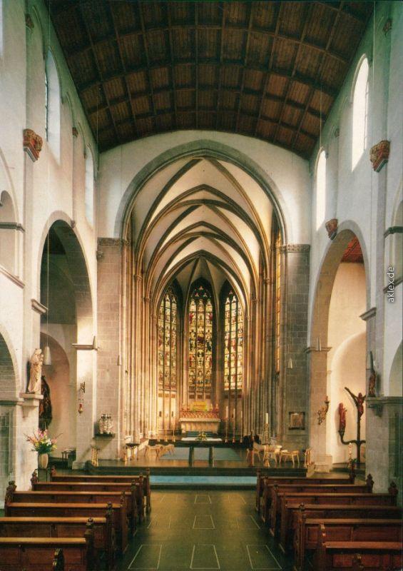 Ansichtskarte Köln St. Ursula-Kirche 1994