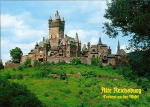 Ansichtskarte Cochem Kochem Reichsburg Cochem 1995