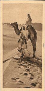 Ägypten  Trachten - Typen Ägypten - Egypt The Prayer in the Desert 1928