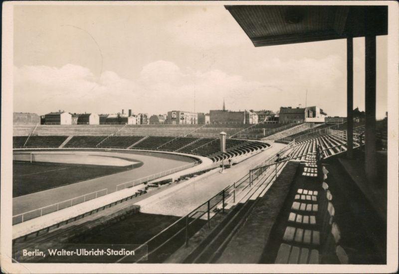 Mitte-Berlin Walter Ulbricht Stadion/Stadion der Weltjugend 1953  0