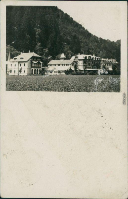 Wildbad Einöd-Neumarkt in der Steiermark Thermalkuranstalt Wildbad Einöd 1930