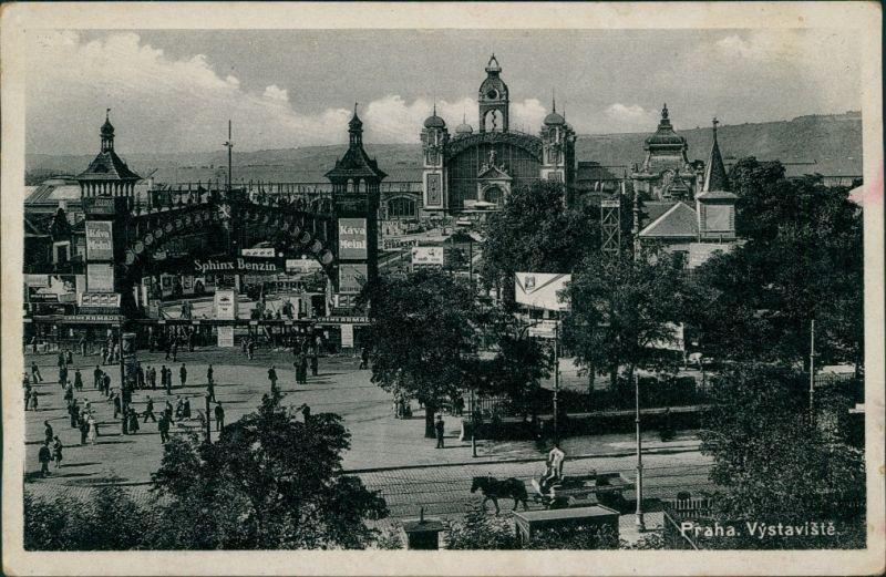 Holleschowitz-Prag Holešovice Praha Messegelände Vystaviste 1934