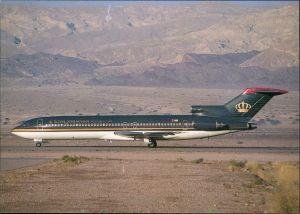 Akaba العقبة BOEING 727 - 2D3, Advanced JY-AFT, ROYAL JORDANIAN 1988