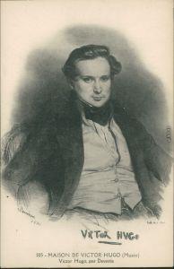 Ansichtskarte  Victor Hugo, par Deveria MAISON DE VICTOR HUGO 191