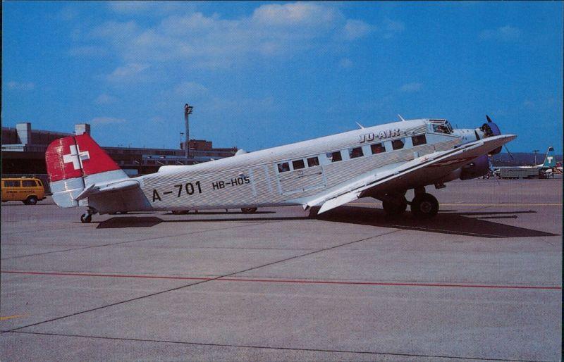 Zürich Flugzeug