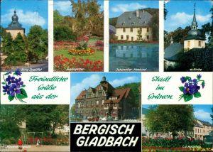 Bergisch Gladbach Johanniter-Komturei, Kinderspielplatz, Hauptstraße 1980