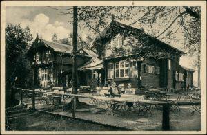 Ansichtskarte Brotterode Waldschänke