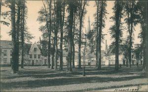 Postkaart Brügge Brugge | Bruges Le Beguinage 1909
